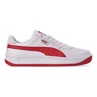 Men's Puma GV Special Plus Casual Shoes White/Red 36661307 007