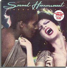 Sexual Harrassment - I Need A Freak (1983) - New LP Record! Montage SV-301