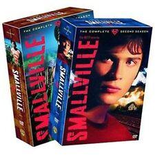 SMALLVILLE - SEASONS 1-2 NEW DVD