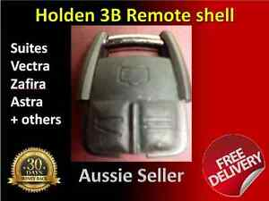 Suitable for HOLDEN 3 BUTTON ASTRA ZAFIRA VECTRA REMOTE KEY SHELL