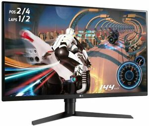 LG Ultra Gear 32GK650F 32 inch 2560 x 1440 pixels QHD LED Monitor with Freesync