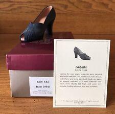 Raine Just the Right Shoe Lady Like Coa Box 25044