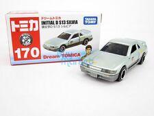 Takara Tomy Dream Tomica  #170 Initial D S13 Silvia  Diecast Model Toy Car