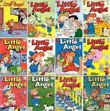 1954 - 1959 Little Angel Digital Comic Books - 10 eBooks on CD