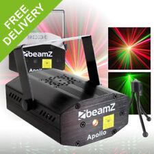 Beamz Laser Stage Lighting Single Units