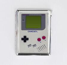 cigarette case GAME BOY video game vintage card holder wallet box with lighter