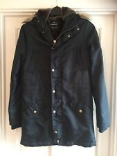 Men's Top Man Parka Size Extra Small