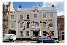 pu0179 - The Swan Hotel , Leighton Buzzard , Bedfordshire - photograph