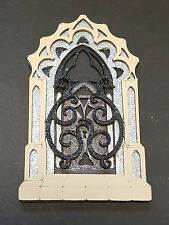 Fairy Elf Door/Gothic/Fantasy Kit MDF craft shapes garden kids room wall decor