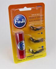 New Fuji Black Large/Salt Water Rod Repair Kit Glue & 3 Tops Sbfrk4C