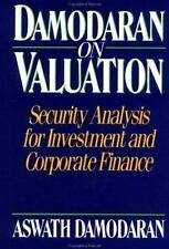 Frontiers in Finance: Damodaran on Valuation : Security Analysis for...