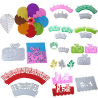 GN- METAL CUTTING DIES STENCIL DIY SCRAPBOOKING EMBOSSING ALBUM PAPER CARD CRAFT