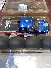 Franklin Mint American Flag Bigfoot Body Shell Kit For F-150 B11C319