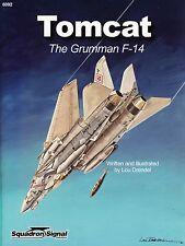 23664/ Squadron Signal - The F-14 Tomcat - TOPP HEFT