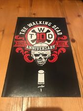 The Walking Dead Issue #1 10 Year Anniversary Mystery Box Variant NM Condition