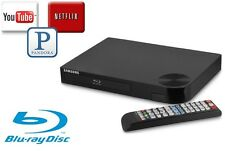 Samsung BD-F5100 / BDFM51C Wired Smart Blu-Ray DVD Internet Media Stream Player