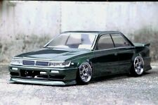 PANDORA 1/10 RC NISSAN LAUREL C33 196mm Clear Body Drift Hashiriya