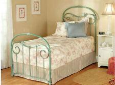 Ivory Iron Beds & Mattresses