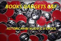 Logo Stemma Telecomando Chiave Nero 15mm Alfa Mito Giulietta Gt Brera 147 159
