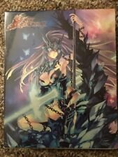 PS3 Playstation Fairy Fencer F Deluxe Boxed Set Art Book Soundtrack Sealed