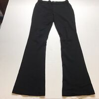 Sanctuary Sz S Black Ponte Stretch Pull On Boot Cut Pants A150