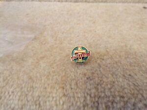 Burtonwood BITTER Beer Brewery Pin badge. Unused. Cheshire.