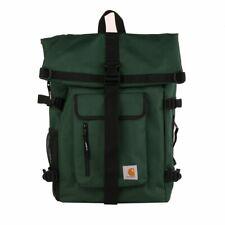 "Carhartt WIP Philis Backpack Duck Treehouse Rucksack mit 15"" Laptopfach Grün"