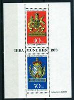 HB Alemania / Germany /  año 1973  yvert nr. 8  nueva  IBRA