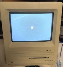 Vintage Apple Macintosh Se Computer - Powers On