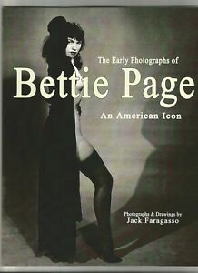 """The Early Photographs of Bettie Page"" by Jack Faragasso"