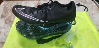 Nike Zoom Superfly Elite Men's Size 10 Black Track Field Spike 835996-002 NEW!