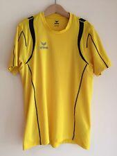 Erima 11-12 years, boys, YELLOW football shirt  Sports Top Gym 152 cm