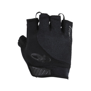 Lizard Skins Cycling Unisex Adult Gloves Aramus Elite - Blackout - M Blackout