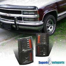 For 1994-1998 Chevy C/K Silverado Tahoe Pickup Corner Lights Smoke Signal Lamps