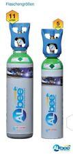 Schweißgas Eigentumsflasche 5 Liter für ALbee  Argon