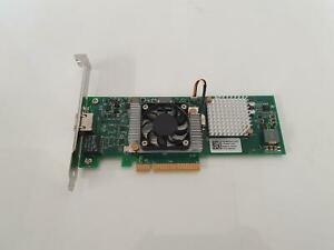 Dell 10GbE NetXtreme Gigabit Ethernet PCI-E Network Adapter Card 0RK375 RK375