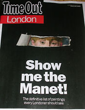 NEW TIM MINCHIN DYLAN THOMAS LONDONS ART BEST PAINTINGS TIME OUT 14-20 OCT 2014