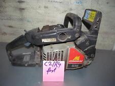 Teil einer Motorsäge Kettensäge Bastlerteil Hersteller McCulloch Euromac S 38