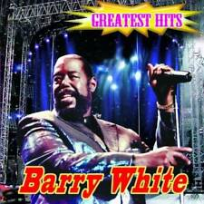 BARRY WHITE - Barry WhiteS Greatest Hits CD *NEW & SEALED