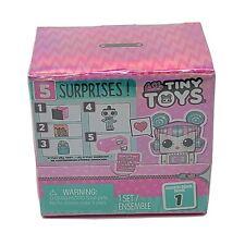 LOL Surprise Tiny Toys Blind Box #15 Surprises Mini Robot Doll Glamper Series 1