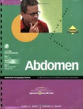 Abdominal Sonography Review by Cindy Owen (1999, Paperback)