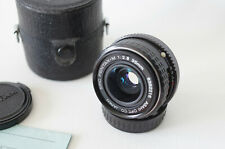 Smc Pentax-m 35mm 1:2.8 ASAHI