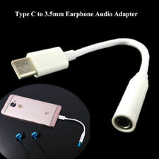 USB Type-C to 3.5mm Earphone Port Adapter usb 3.1 Type C USB-C male to 3.5 AUX