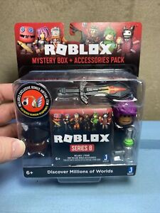 New Roblox Celebrity Series 8 Mystery Copper Mystery Box + Accessories Pack