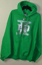 University Of North Dakota Green Hoodie Size 2XL NWOT