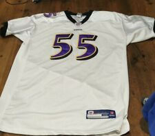 Terrell Suggs 55 Baltimore Ravens NFL American Football Jersey size 56