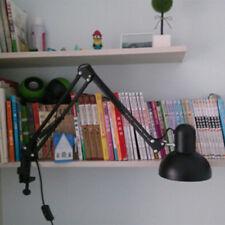 Modern Table Lamp Office LED Desk Lamp Bedroom Black Chandelier Study Night Lamp