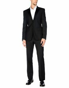 Givenchy Man Black Suits Wool