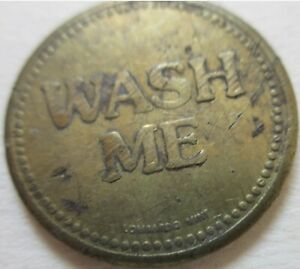 Good For WASH ME CAR WASH TOKEN. (K261)