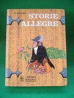 STORIE ALLEGRE - C.COLLODI GIUNTI BEMPORAD MARZOCCO CLASSICI DEL FANCIULLO 1970